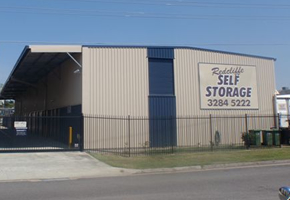 Self Storage in Redcliffe